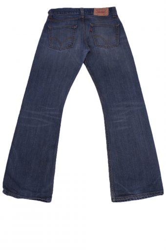 """Levi's Vintage Blue Jeans with Buttons&Zip Unisex Size - W:30"""" L:32"""" - J2335-26962"""