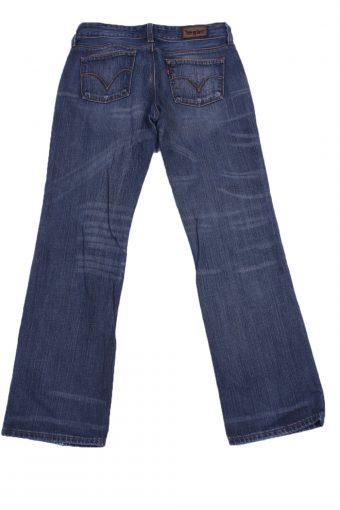 """Levi's Vintage Blue Jeans with Buttons&Zip Women Size - W:30"""" L:30"""" - J2337-26968"""