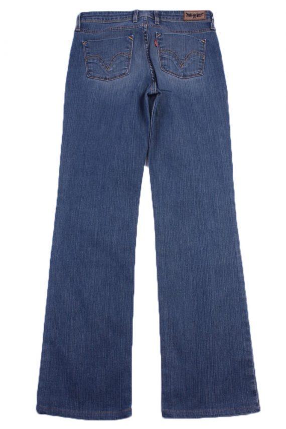 """Levi's Vintage Blue Jeans with Buttons&Zip Women Size - W:29"""" L:30.5"""" - J2361-27040"""