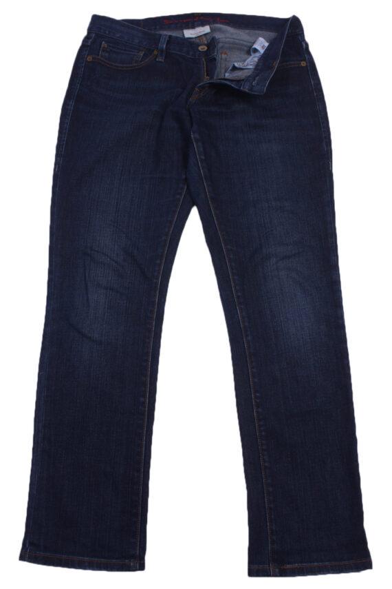 """Levi's Vintage Blue Jeans with Buttons&Zip Women Size - W:31"""" L:30.5"""" - J2381-0"""