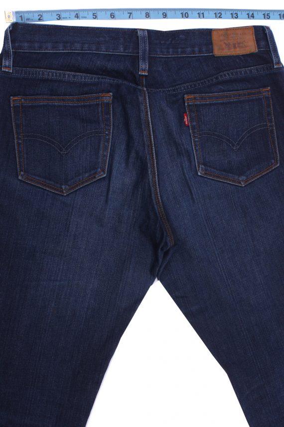 """Levi's Vintage Blue Jeans with Buttons&Zip Women Size - W:31"""" L:30.5"""" - J2381-27101"""
