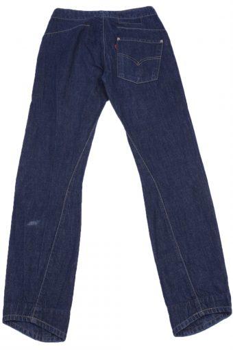 """Levi's Vintage Blue Jeans with Buttons&Zip Unisex Size - W:28"""" L:30.5"""" - J2395-27142"""
