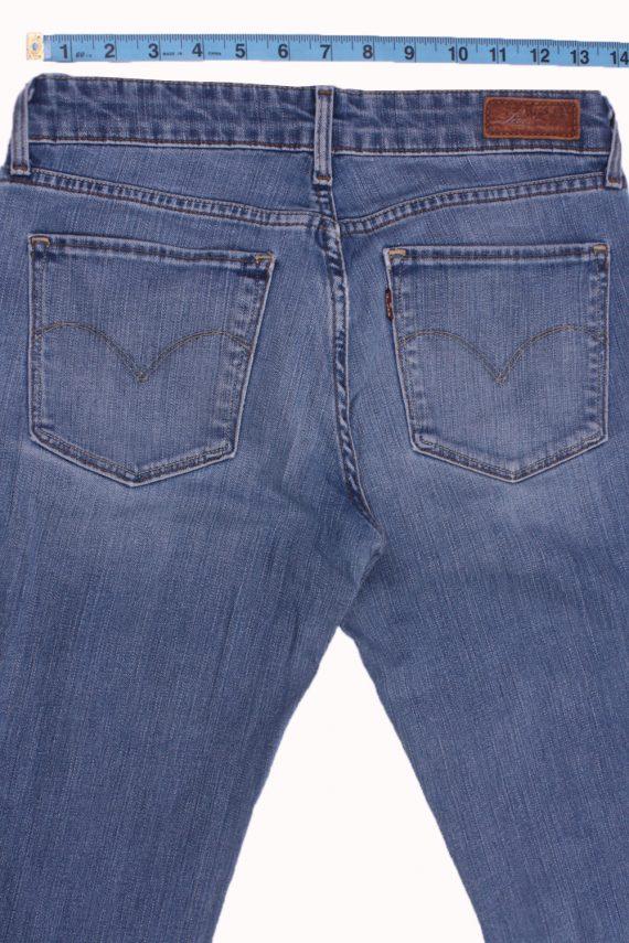 """Levi's Vintage Blue Jeans with Buttons&Zip Women Size - W:28"""" L:32.5"""" - J2426-27236"""