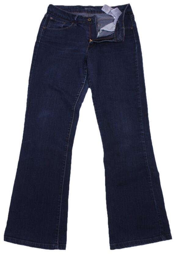 """Levi's Vintage Blue Jeans with Buttons&Zip Women Size - W:30"""" L:29.5"""" - J2435-0"""