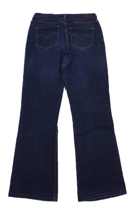 """Levi's Vintage Blue Jeans with Buttons&Zip Women Size - W:30"""" L:29.5"""" - J2435-27262"""