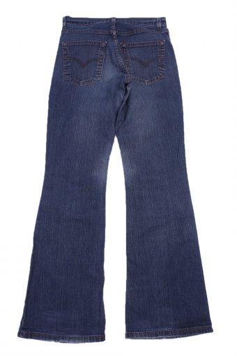 """Levi's Vintage Blue Jeans with Buttons&Zip Women Size - W:28"""" L:31"""" - J2441-27280"""