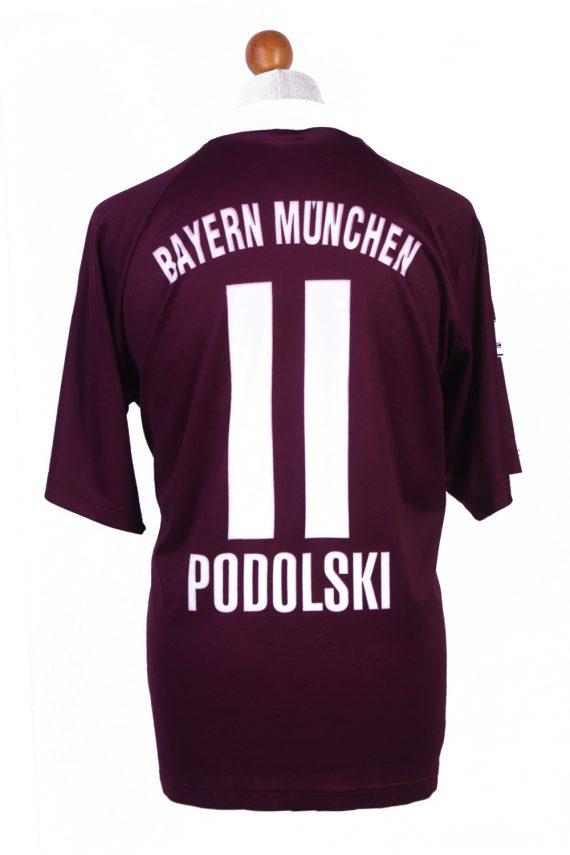 "Vintage Football Munich/ Training Shirt Chest Size 45""-SW1242-25966"