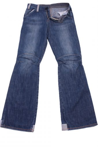 G-Star Denim Jeans High Waist Bootcut Mens W30 L32