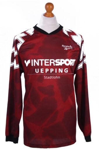 Football Shirt DJK EINTRACHT STADTLOHN Burgundy XL