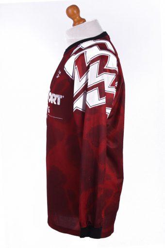 "Vintage Football Burgundy / Training Shirt Chest Size 47""-SW1254-26000"