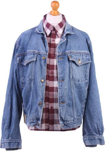 Lee Denim Trucker Jacket Blue L