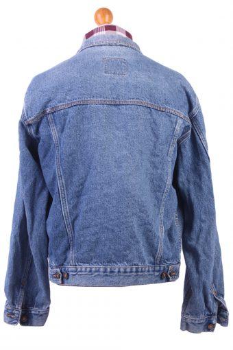 Lee Vintage Denim Trucker Jacket Casual Blue Size L -DJ1055-30648