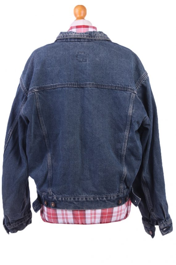Vintage Denim Lee Trucker Jacket Blue Size L -DJ1075-30708