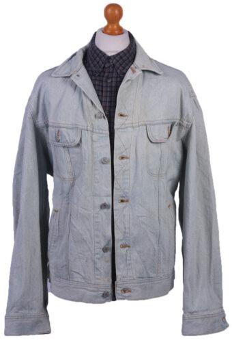 Denim Jacket Lee Western Light Blue XL