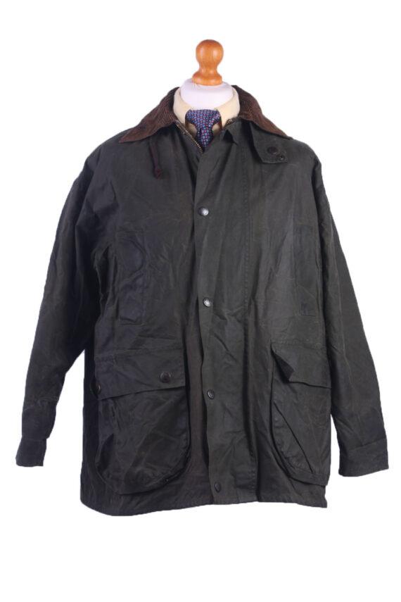 Mc Orwis Waxed Jacket - BR274-0