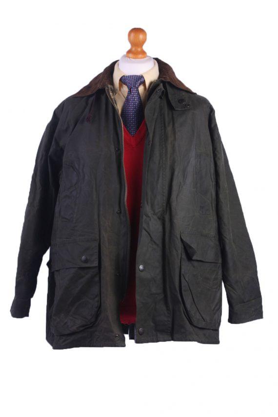 Mc Orwis Waxed Jacket - BR274-32136