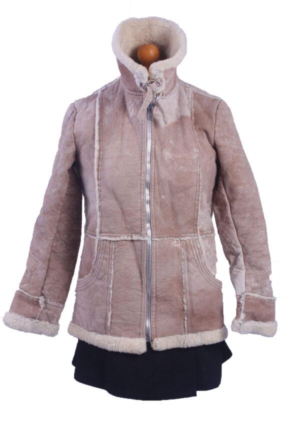 Vintage Ladies Lambskin Coat -C78-0