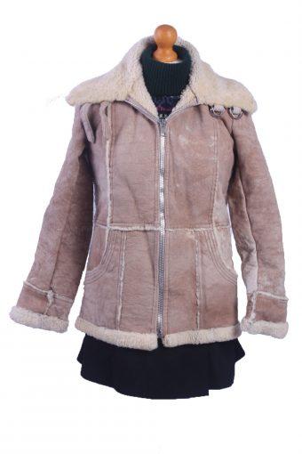 Vintage Ladies Lambskin Coat -C78-31805