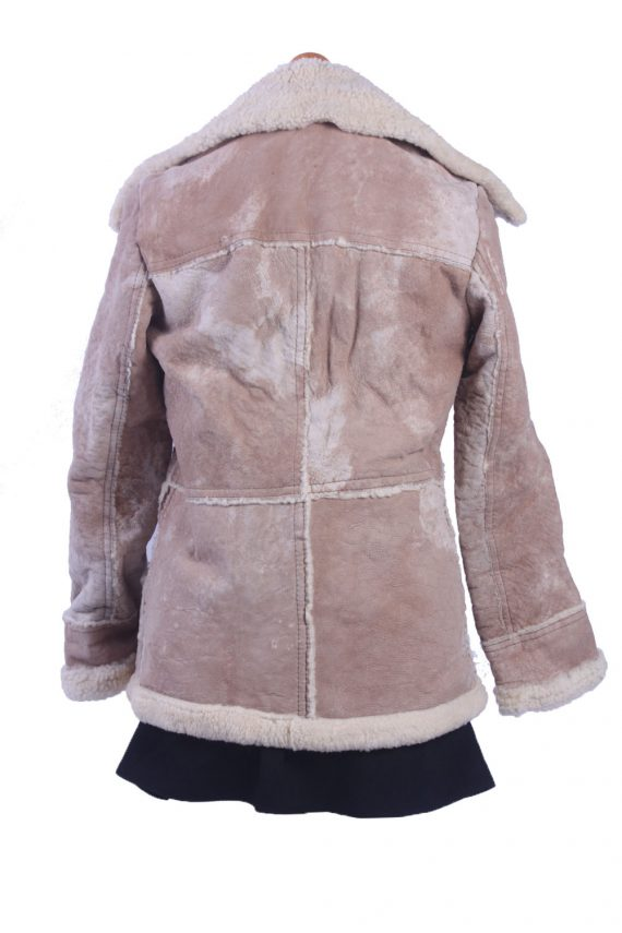 Vintage Ladies Lambskin Coat -C78-31808