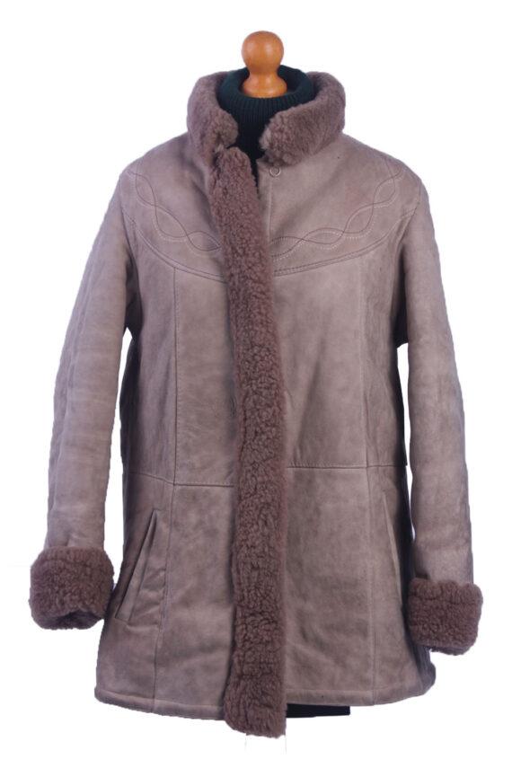 Vintage Ladies Lambskin Coat -C81-0