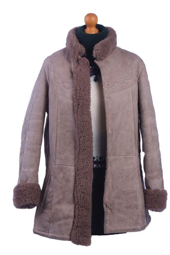 Vintage Ladies Lambskin Coat -C81-31824