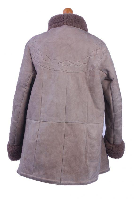 Vintage Ladies Lambskin Coat -C81-31826