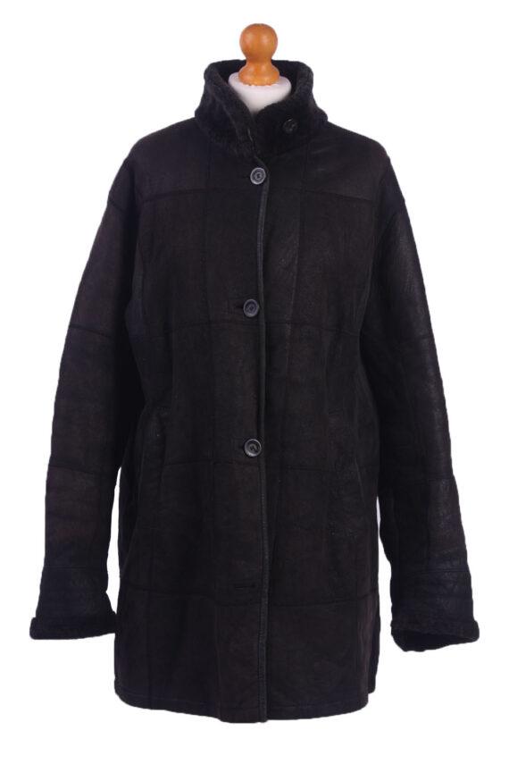 Vintage Ladies Lambskin Coat -C91-0