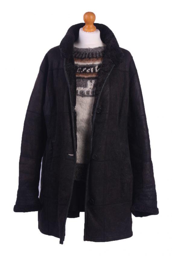 Vintage Ladies Lambskin Coat -C91-31880