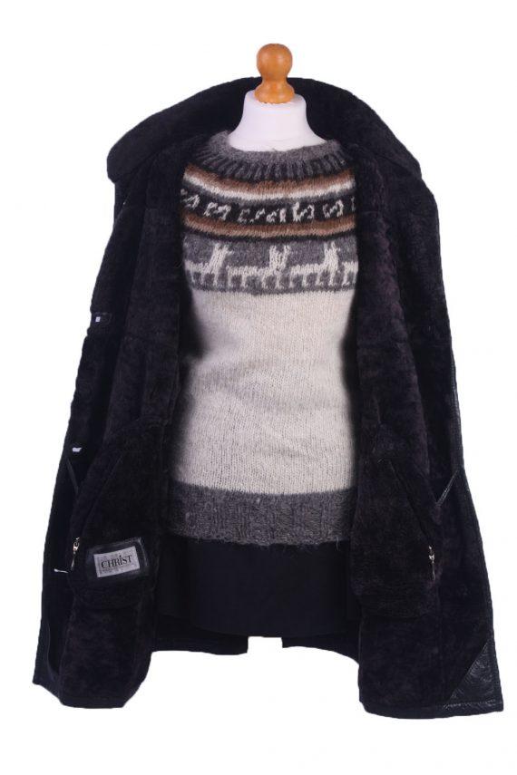 Vintage Ladies Lambskin Coat -C91-31881
