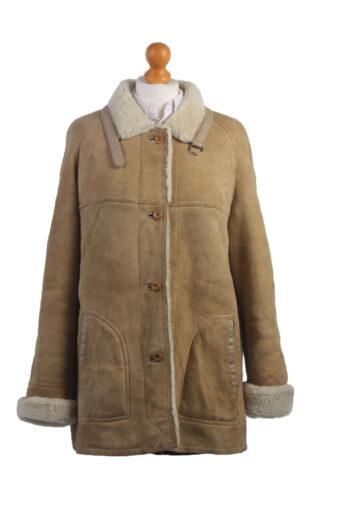 Ladies Designer Genuine Sheepskin Coat/Jacket