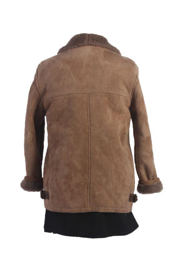 90s Women Sheepskin Coat/Jacket -C359-34516