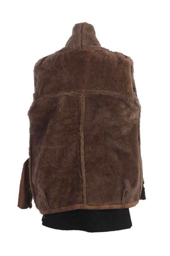 90s Women Sheepskin Coat/Jacket -C359-34517