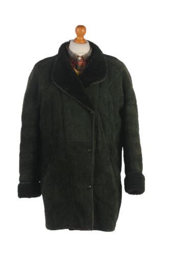 90s Women Sheepskin Coat/Jacket