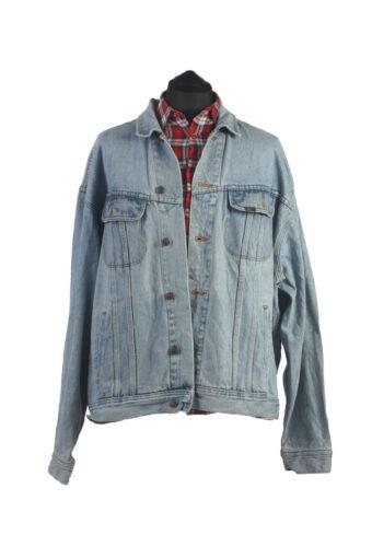 Lee Denim Western Jacket Light Blue XXL