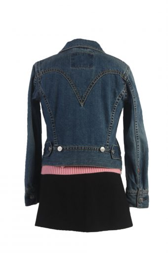 Vintage Lot Denim Jacket -DJ1190-35643