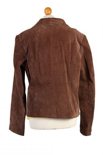 70s/90s Women Designer Genuine Coat/Jacket -C461-37950