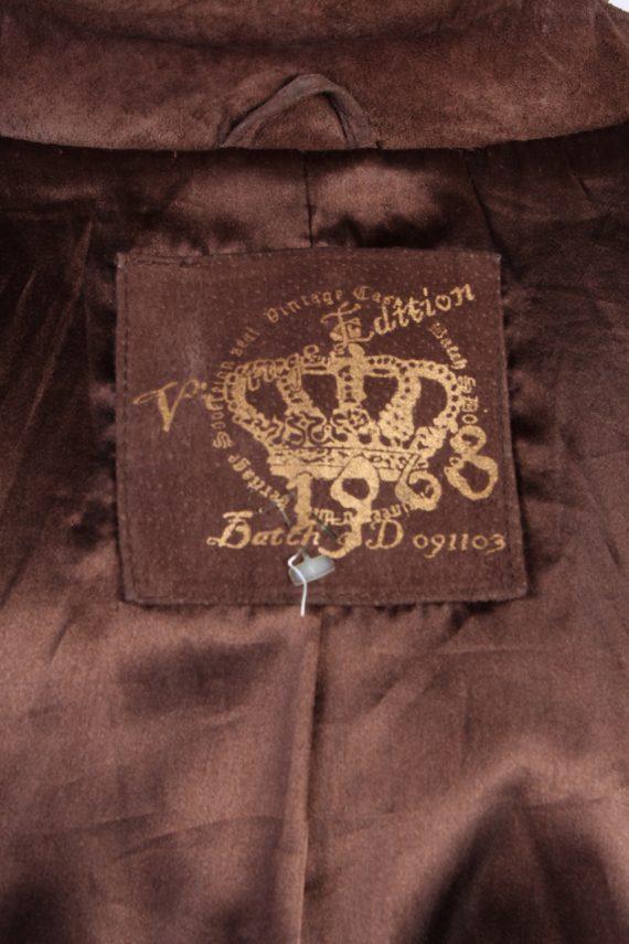 70s/90s Women Designer Genuine Coat/Jacket -C461-37952