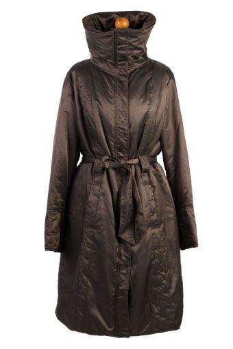 70s/90s Women Designer Genuine Coat/Jacket -C463-37957