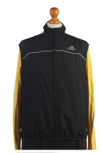Adidas Waistcote 90s Retro Black L