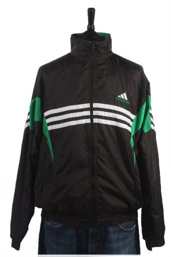 Adidas Track Top 90s Retro High Neck Black XXL