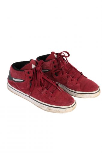 Adidas Vintage Trainers – Size – UK 5