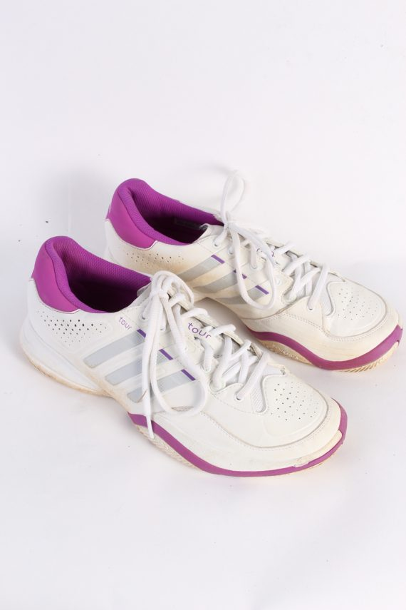 Adidas Vintage Trainers - Size - UK 7 - S04-0