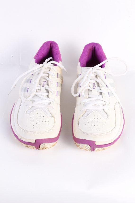 Adidas Vintage Trainers - Size - UK 7 - S04-39234