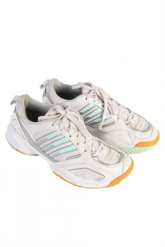 Adidas Vintage Trainers – Size – UK 4