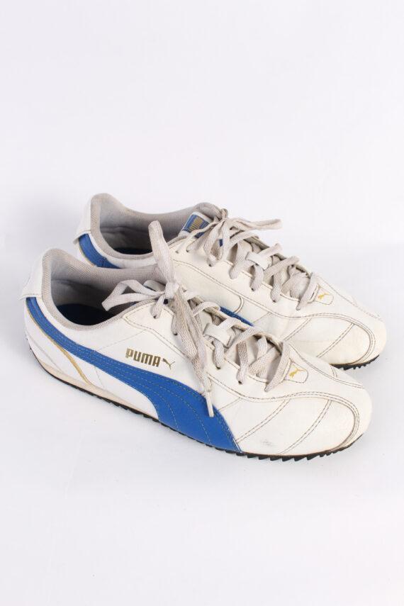 Vintage Puma Trainers Size UK 5 - S132-0