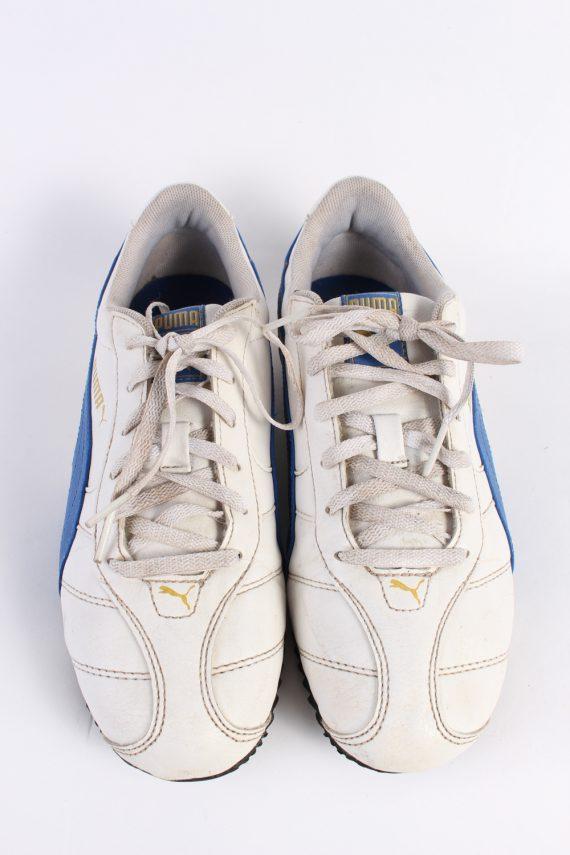 Vintage Puma Trainers Size UK 5 - S132-39876