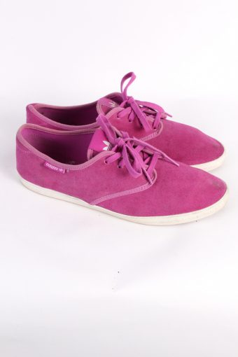 Adidas Vintage Trainers – Size – UK 7