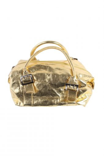 Diamante Frill Clutch Bag