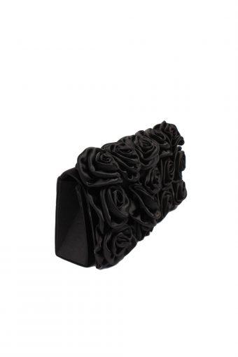 Black Roses Women Bag - BG341-40227