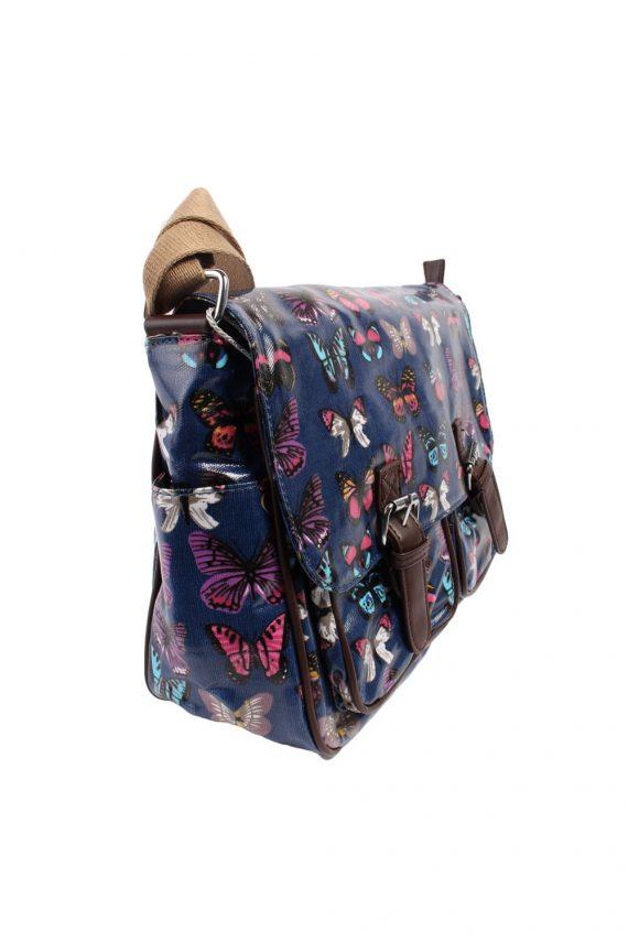 Butterfly Messenger Bag - BG348-40248